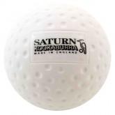 Kookaburra Saturn Dimple Training Ball White Dozen-0