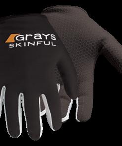 Grays Skinful Pair Black Hockey Glove