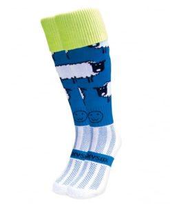 WackySox Baa-Barians Hockey Sports Sock-0