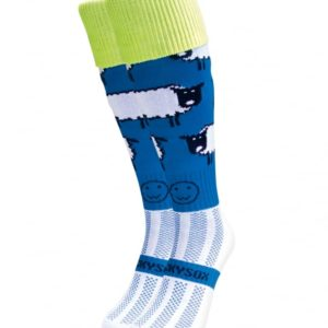 WackySox Baa-Barians Hockey Sports Sock-0