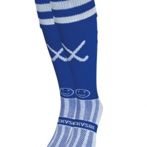 WackySox Moose on the Loose Hockey Sports Sock-7189