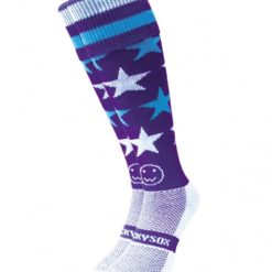 WackySox Milky Way Hockey Sports Sock-0