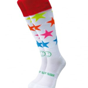 WackySox Stars In Your Eyes Sports Sock-0