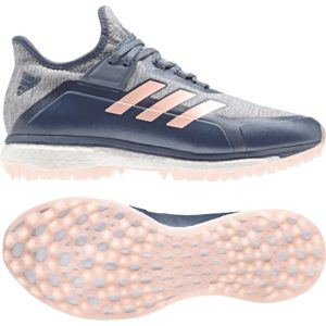 Adidas 2018 Fabela X Grey Ladies Hockey Shoes