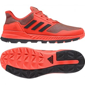 Adidas 2018 Adipower Red Mens Hockey Shoes