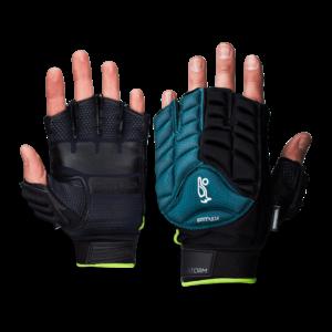 Kookaburra Storm Hand Guard Turquoise 18/19-0