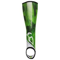 Kookaburra Shin Sleeves Camo Green