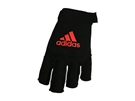 Adidas Hockey OD Protective Glove Black Solar Red-0