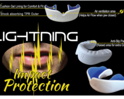 lightening gumshield