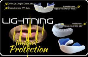 lightening gumshield