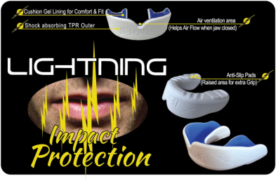 LS Lightening Mouth Guard Junior-0