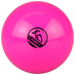 Kookaburra Fury Pink Mini Hockey Ball