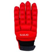 Grays International Pro LH Hockey Glove Red