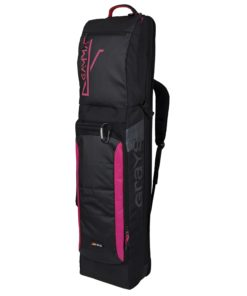 Grays gamma kitbag black pink