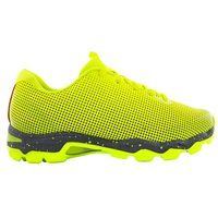 Grays Flight AST Hockey Shoe Fluo Yellow