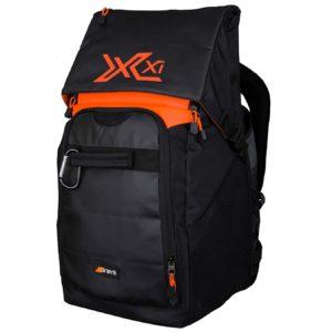 Grays Xi Rucksack Black Orange