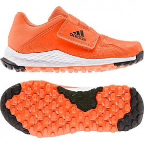 Adidas Hockey Youngstar Junior Shoe Orange