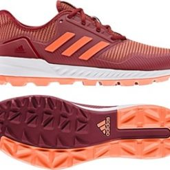 Adidas Adipower Hockey Shoe Maroon