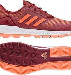 Adidas Adipower Hockey Shoe Maroon