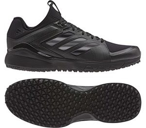 Adidas Hockey Lux Black Hockey Shoe