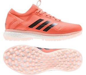 Adidas Fabela X Hockey Shoe Orange