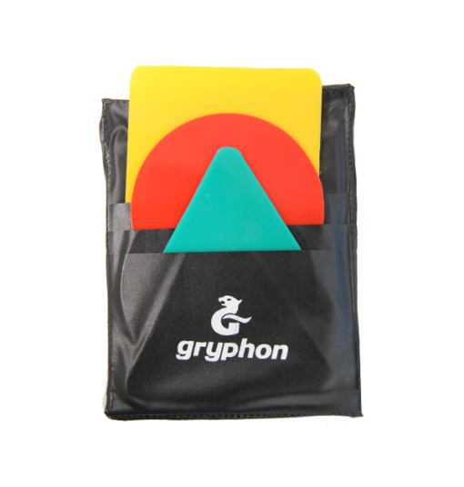 Gryphon Umpire Cards