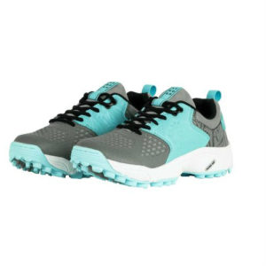 Gryphon Aero G6 Grey Cyan Hockey Shoe