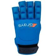 Grays Anatomic Pro Hockey Glove LH Blue