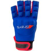 Grays Anatomic Pro Hockey Glove LH Navy Red