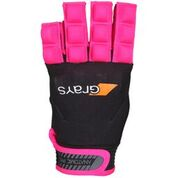 Grays Anatomic Pro Hockey Glove LH Blk Pink