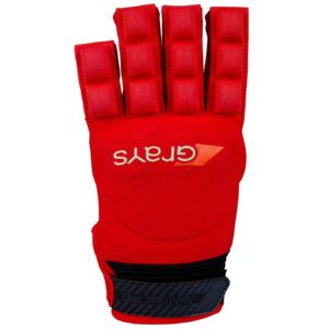 Grays Anatomic Pro Hockey Glove RH Red