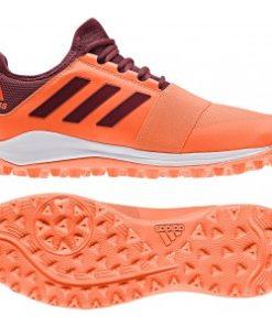 Adidas Divox Hockey Shoes Orange