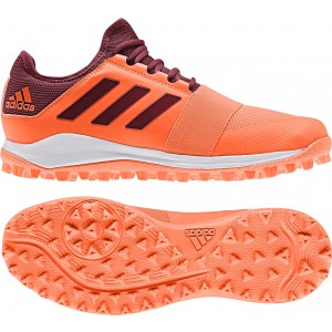 Adidas Divox Hockey Shoes Orange