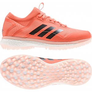 Adidas Fabela X Hockey Shoe Orange