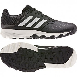 Adidas Flexcloud Black Hockey Shoe