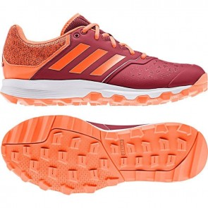 Adidas Flexcloud Maroon Hockey Shoe