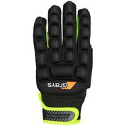 Grays International Pro RH Hockey Glove black yellow