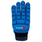 Grays International Pro LH Hockey Glove Blue