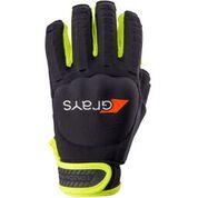 Grays Touch PRO Hockey Glove L/H F Yellow