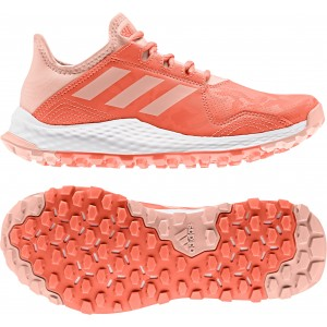 Adidas Hockey Youngstar Shoe Orange