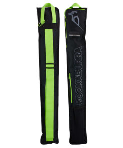 Kookaburra Neon Hockey Bag Black