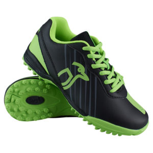 Kookaburra Neon Junior Hockey Shoe black