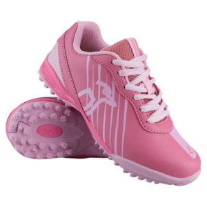 Kookaburra Neon Junior Hockey Shoe Pink