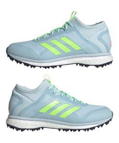 Adidas Fabela X Sky Blue Hockey Shoe 20/21