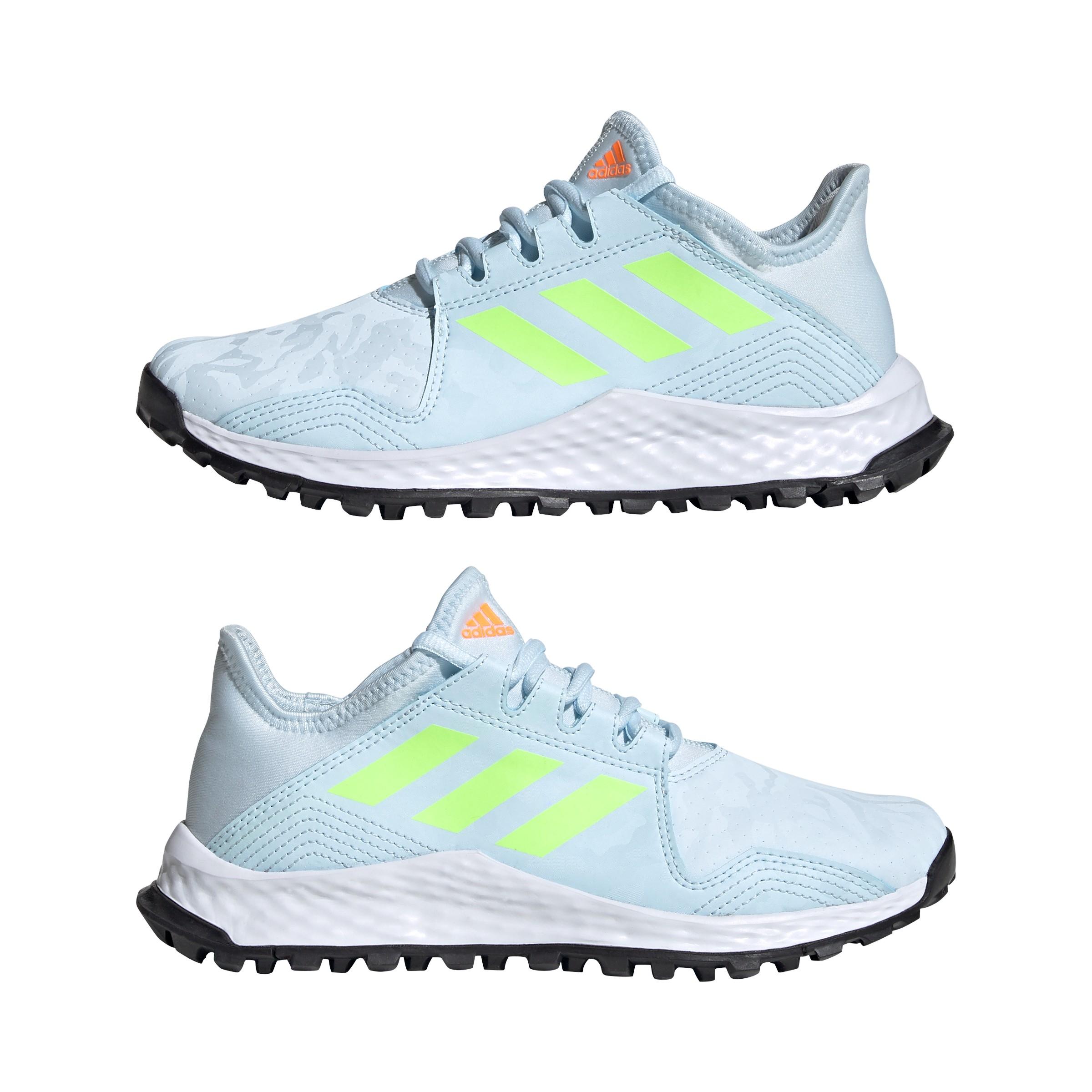 adidas hockey shoes blue