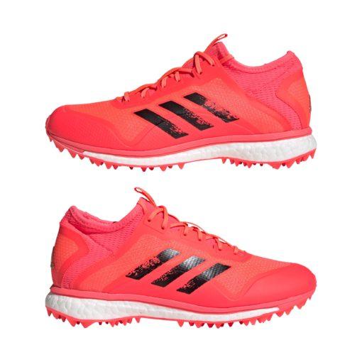 Adidas Fabela X Pink Hockey Shoe 20/21