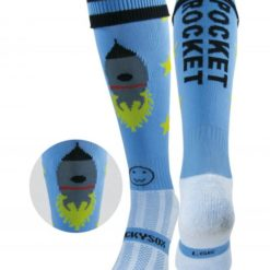 Pocket Rocket wacky sox
