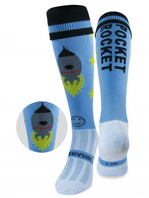 Pocket Rocket wacky sox