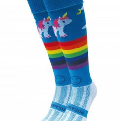 unicorn wacky sox