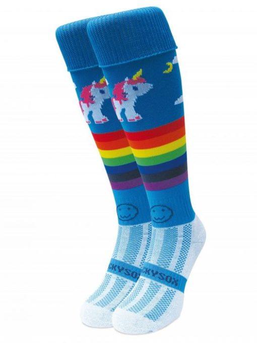 unicorn wacky sox